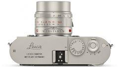 Leica M-P (Typ 240) Titanium: vista dall'alto