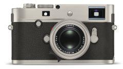 Leica M-P (Typ 240) Titanium: vista frontale