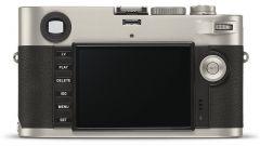 Leica M-P (Typ 240) Titanium: vista posteriore