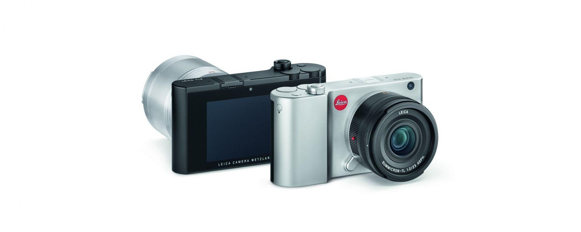 Leica TL2: la nuova mirrorless di Leica