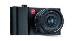 Leica TL2: vista 3/4 anteriore