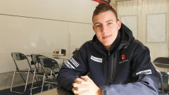Lello Marciello nel 2015 è stato terzo pilota Sauber F1