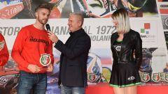 Leon Camier con Vergani