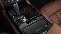 L'esclusiva targhetta della Maserati Royale