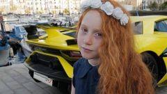 Letizia Battaglia per Lamborghini