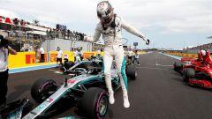 Lewis Hamilton al GP di Francia