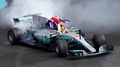 Lewis Hamilton Campione 2017