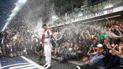 Lewis Hamilton - Campione del Mondo 2014