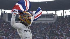 Lewis Hamilton Campione del Mondo 2017