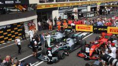 Lewis Hamilton è il leader della classifica piloti F1 dopo il Gp del Francia 2019