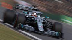Lewis Hamilton è il leader della classifica piloti F1 dopo il Gp di Cina 2019