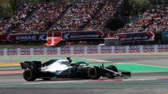 Lewis Hamilton è il leader della classifica piloti F1 dopo il Gp di Spagna 2019