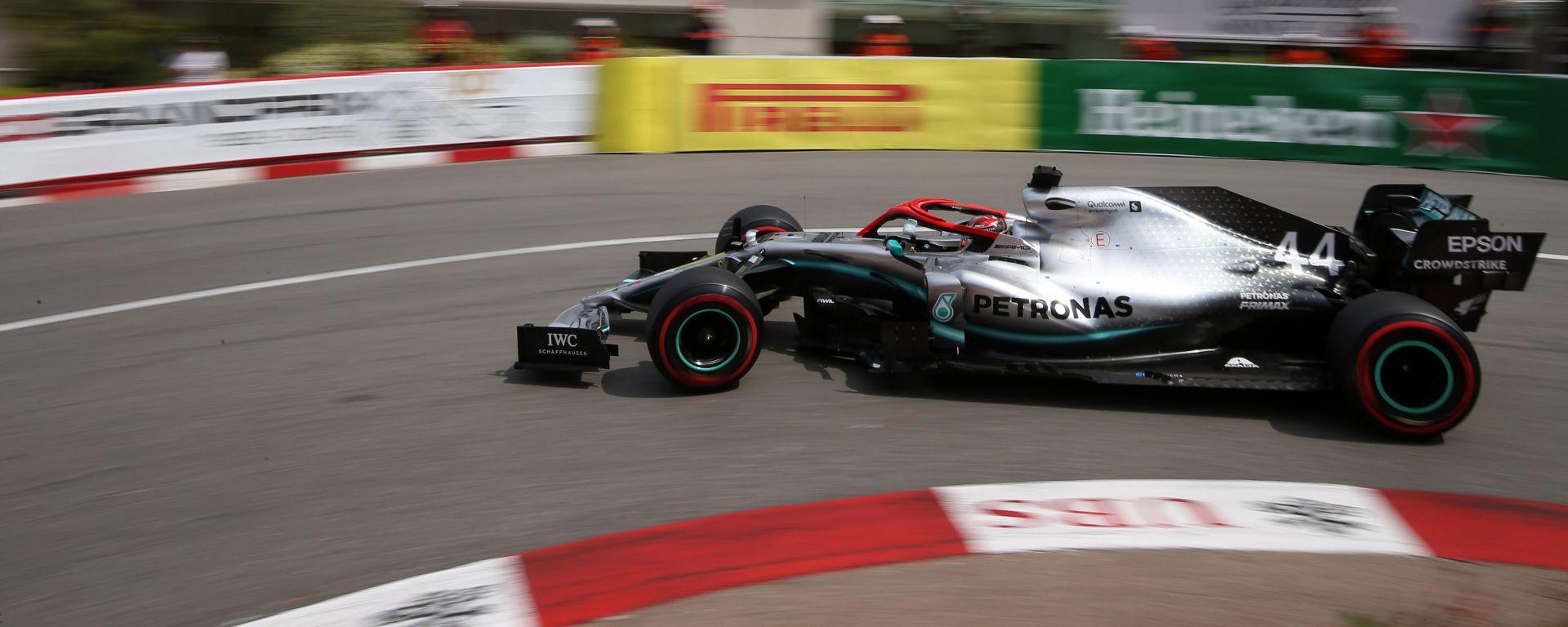 Lewis Hamilton è il vincitore del Gp di Monaco 2019