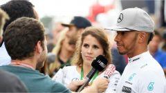 Lewis Hamilton, F1 2016 - GP Germania