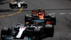 Lewis Hamilton - F1 2017 GP Monaco