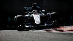 Lewis Hamilton - F1 GP Abu Dhabi
