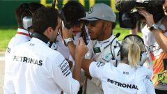 Lewis Hamilton - GP Belgio