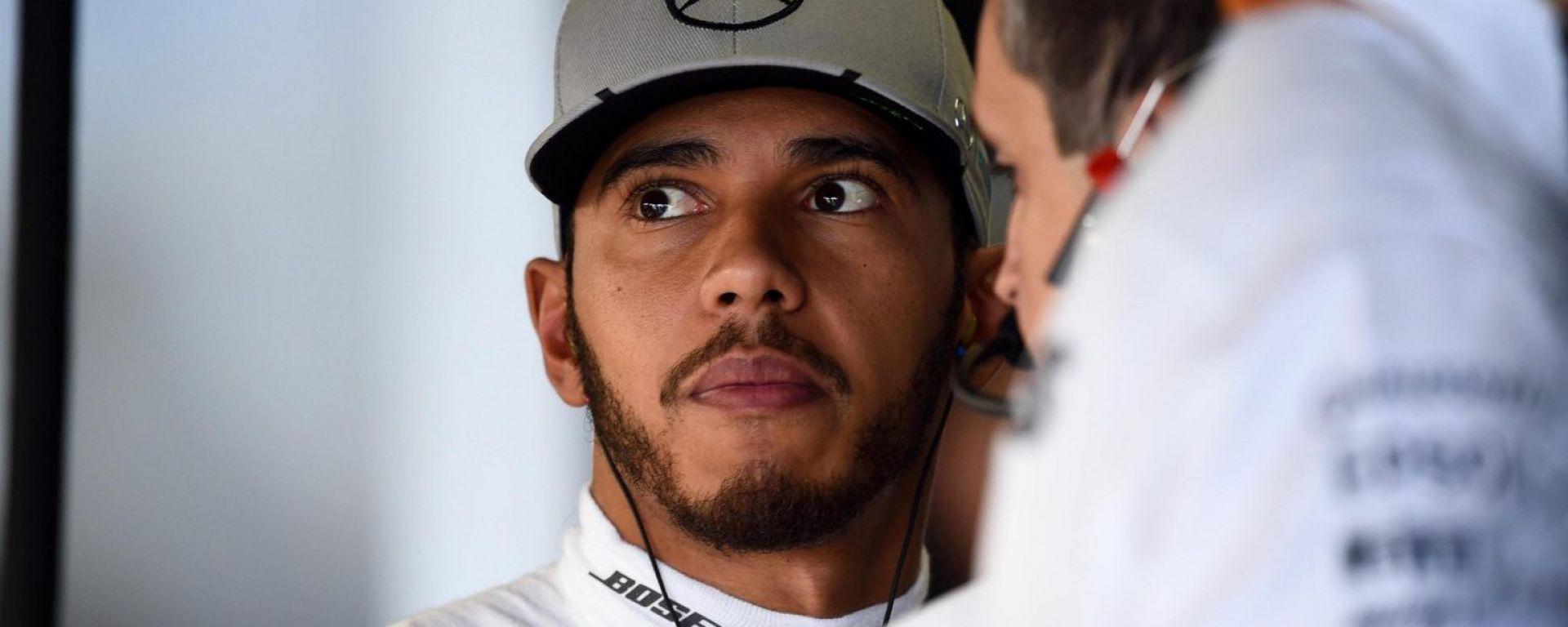 Lewis Hamilton - GP Giappone 2016