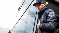 Lewis Hamilton - GP Silverstone