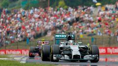 Lewis Hamilton - GP Ungheria
