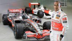 Lewis Hamilton in McLaren