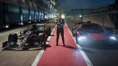 Mercedes-AMG Project One: il video teaser con Lewis Hamilton