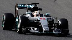 Lewis Hamilton - Mercedes AMG F1