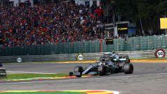 Lewis Hamilton (Mercedes) è leader della classifica piloti F1 dopo il Gp del Belgio 2019