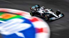 Lewis Hamilton (Mercedes) è leader della classifica piloti F1 dopo il Gp del Messico 2019