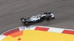 Lewis Hamilton (Mercedes) è leader della classifica piloti F1 dopo il Gp di Russia 2019