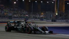 Lewis Hamilton (Mercedes) è leader della classifica piloti F1 dopo il Gp di Singapore 2019