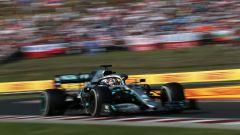 Lewis Hamilton (Mercedes) è leader della classifica piloti F1 dopo il Gp d'Ungheria 2019