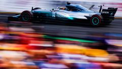 Lewis Hamilton, Mercedes W08 EQ Power+