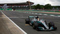 Lewis Hamilton nell'edizione 2017