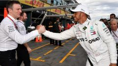 Lewis Hamilton pole position