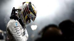 Lewis Hamilton sconfitto al termine della stagione 2016