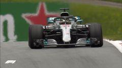 F1 2018, GP Austria, FP1: Hamilton e Bottas in testa con la Mercedes, Vettel quarto con la Ferrari