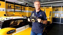 L'ex pilota, adesso portavoce del GP d'Olanda, Jan Lammers