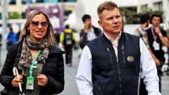 L'ex pilota di Formula 1, Mika Salo, è oggi steward della Fia