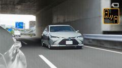 Lexus, al debutto gli specchietti retrovisori digitali - Immagine: 7