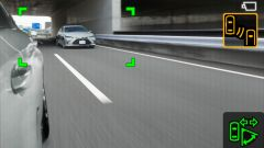Lexus, al debutto gli specchietti retrovisori digitali - Immagine: 9