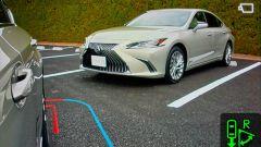 Lexus, al debutto gli specchietti retrovisori digitali - Immagine: 11