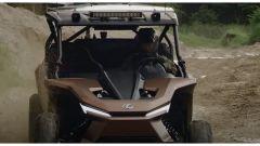 * Nuovo Lexus concept da fuoristrada con motore a idorgeno