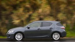 Lexus CT 200h - Immagine: 20