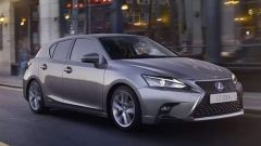 Lexus CT 200h, la più affidabile sul mercato dell'usato