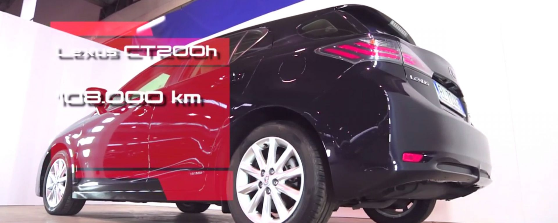 Lexus CT200h: Check Up Usato [video]