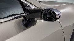 Lexus, debuttano gli specchietti retrovisori digitali