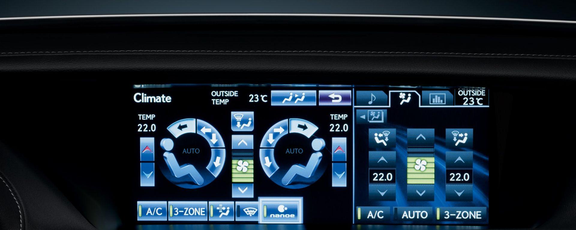 Lexus S -Flow: una ventata di novità