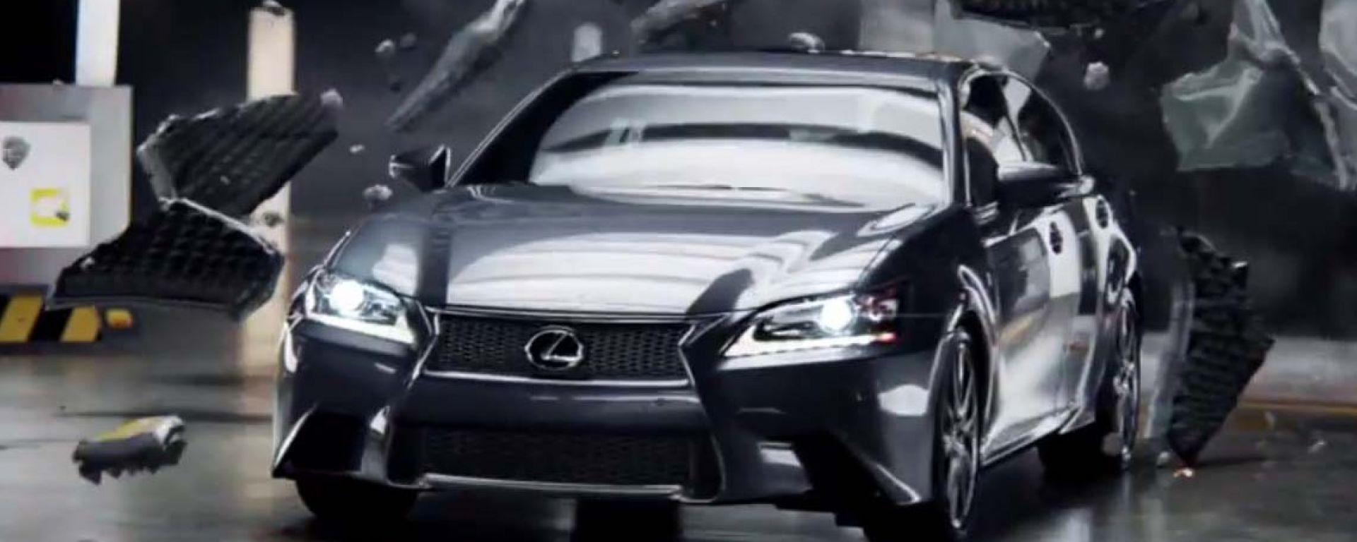 "Lexus GS 2013 ""Beast"""