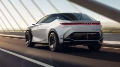 Lexus: il concept elettrico LF-Z